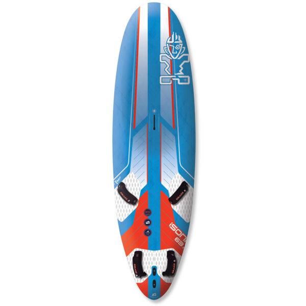 Starboard-iSonic-Speed-Slalom-Carbon-Reflex-Sandwich-2021 Photo 1