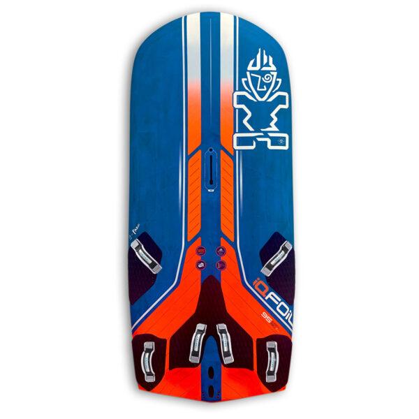 starboard-iQFoil-95-Carbon-Reflex-Board-Fin-Bag Photo 2