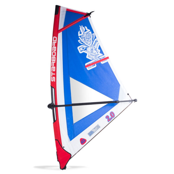 starboard-sup-windsurfing-sail-classic-package Photo 2